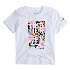 Toddler Boy Hurley Box Graphic Tee