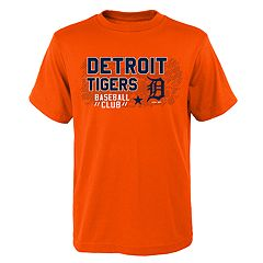 Boys 4-18 Detroit Tigers Pinch Hitter Tee