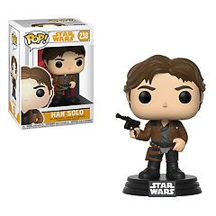 Funko POP Solo: A Star Wars Story Han Solo Figure