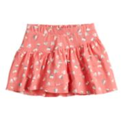 Toddler Girl Jumping Beans® Printed Tiered Tulip Skort