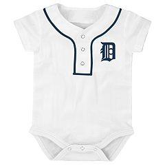 Baby Detroit Tigers Jersey Bodysuit