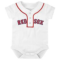 Baby Boston Red Sox Jersey Bodysuit