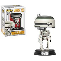 Funko POP Solo: A Star Wars Story L3-37 Figure