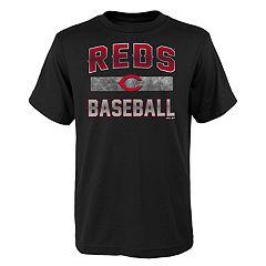 Boys 4-18 Cincinnati Reds Hall of Fame Tee