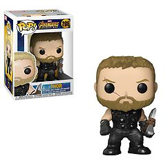 Funko POP Marvel: Avengers Infinity War Thor Figure