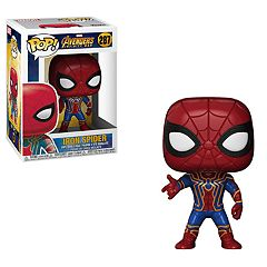 Funko POP Marvel: Avengers Infinity War Iron Spider Figure