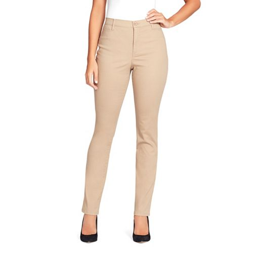 b39fff9d374 Women s Gloria Vanderbilt Amanda Classic Tapered Trouser Pants
