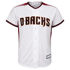 Boys 8-20 Arizona Diamondbacks Home Replica Jersey