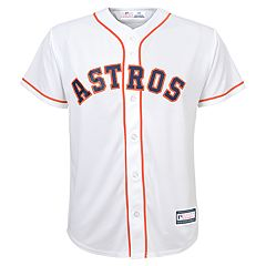 Boys 8-20 Houston Astros Home Replica Jersey