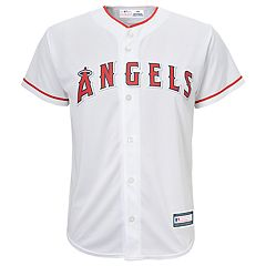Boys 8-20 Los Angeles Angels of Anaheim Home Replica Jersey