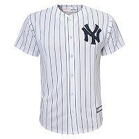 Boys 8-20 New York Yankees Home Replica Jersey