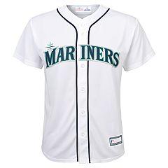 Boys 8-20 Seattle Mariners Home Replica Jersey