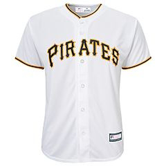 Boys 8-20 Pittsburgh Pirates Home Replica Jersey