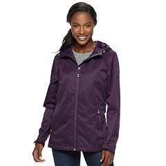 Women's ZeroXposur Samara Hooded Rain Jacket