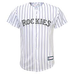 Boys 8-20 Colorado Rockies Home Replica Jersey
