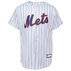 Boys 8-20 New York Mets Home Replica Jersey