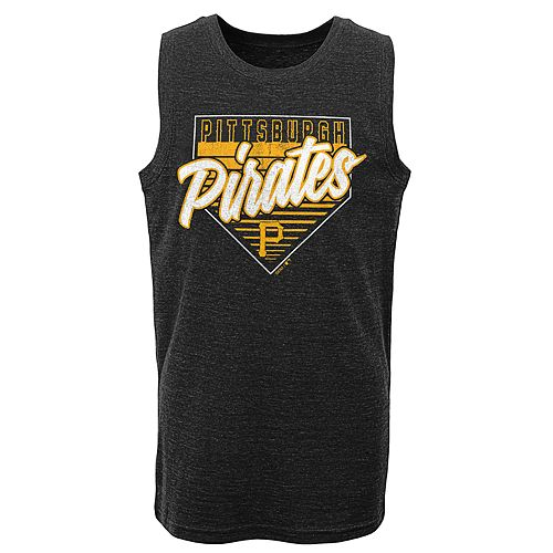 Boys 8-20 Pittsburgh Pirates Our Era Tank Top