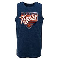 Boys 8-20 Detroit Tigers Our Era Tank Top