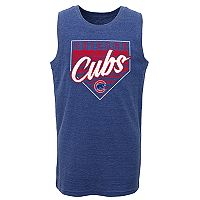 Boys 8-20 Chicago Cubs Our Era Tank Top