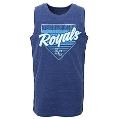 Boys 8-20 Kansas City Royals Our Era Tank Top
