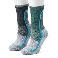 Women's Columbia 2-Pack Technical Performance Crew Socks
