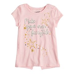 Girls 4-10 Jumping Beans® Tulip Back Graphic Tee
