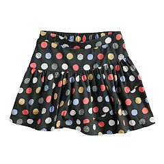 Girls 4-10 Jumping Beans® Printed Tulip Tiered Skort