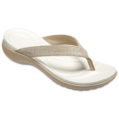 a5bbd43bb9c Crocs Capri V Women's Flip Flop Sandals