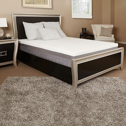 Comfort Essentials 12-inch Gel Memory Foam Mattress
