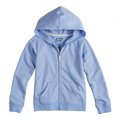 Girls 4-10 Jumping Beans® French Terry Hoodie