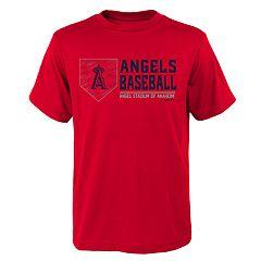 Boys 4-18 Los Angeles Angels of Anaheim Achievement Tee