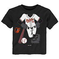 Toddler Baltimore Orioles Player Tee