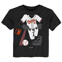 Toddler Baltimore Orioles  Player Tee