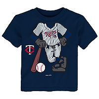 Toddler Minnesota Twins Player Tee