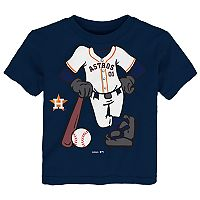 Toddler Houston Astros Player Tee