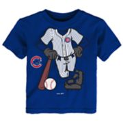 Toddler Chicago Cubs  Player Tee