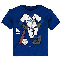 Toddler Los Angeles Dodgers Player Tee