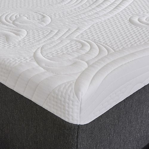 Comforpedic From Beautyrest 12 Inch Nrgel Memory Foam Mattress