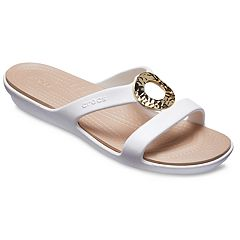 Crocs Sanrah Women's Slide Sandals