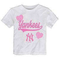 Toddler New York Yankees Tee