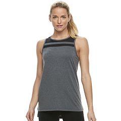 Women's Tek Gear® Jersey Dot Mesh Tank