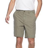 Men's Croft & Barrow® Classic-Fit Linen-Blend Shorts