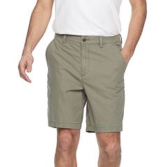Men's Croft & Barrow® Classic-Fit Linen-Blend Shorts