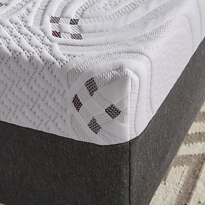 ComforPedic Loft from Beautyrest 10-inch Firm Choose Your Comfort Gel Memory Foam Mattress