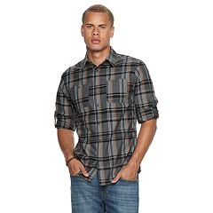 Men's Urban Pipeline® Workwear Button-Down Shirt
