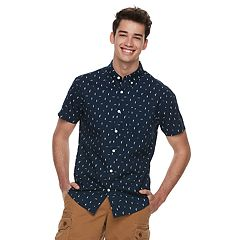 Men's Urban Pipeline® Woven Button-Down Shirt