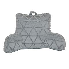 The Big One® Faux-Fur Bed Rest Pillow