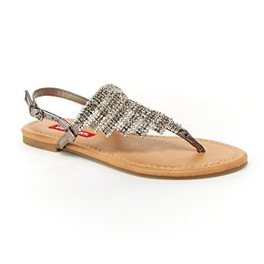 Unionbay Eden Women's ... Embellished Sandals cheap extremely yphBa5