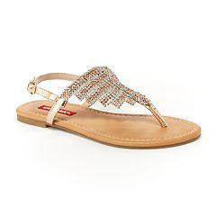 Unionbay Eden Women's Embellished Sandals