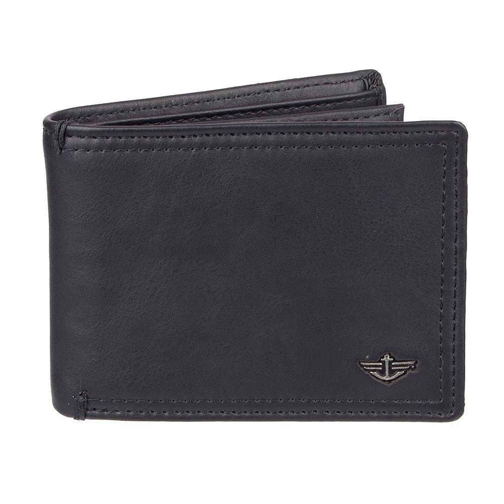Men's Dockers® RFID-Blocking Extra Capacity Slimfold Wallet